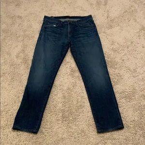 J brand jeans dark wash size 34